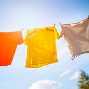 Lavare il bucato rispettando l'ambiente